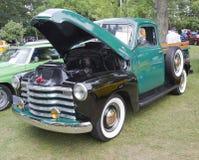 Chevy Kleintransporter 1948 Stockbild