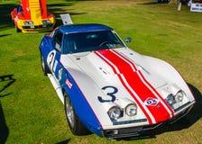 1968 Chevy korwety Sunray DX Zdjęcia Royalty Free