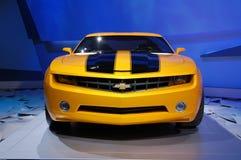 Chevy, mostra de motor de Detroit Imagem de Stock Royalty Free