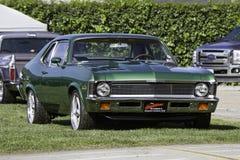 1971 Chevy Nova Royalty-vrije Stock Foto's