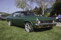 1971 Chevy Nova Stock Photo