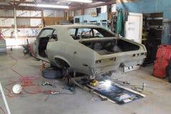 Chevy Nova Restoration Stock Photos