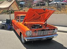 Chevy Nova SS Stock Foto's