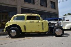 Chevy 1939 partiellement reconstitué Image libre de droits
