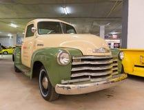 Chevy Pickup Truck Royaltyfri Fotografi