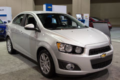 Chevy Sonic Royalty Free Stock Images