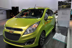 Chevy Spark Stock Image