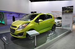 Chevy Spark Royalty Free Stock Photo