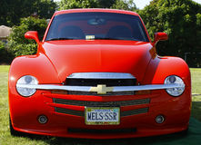 Chevy SSR Royalty-vrije Stock Foto