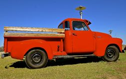 1947 Chevy Thriftmaster pickup stock image