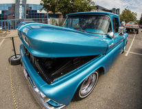 Chevy Truck. Classic auto on  display at the California State Fair in Sacramento, California Royalty Free Stock Photo