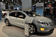 Chevy Volt Royalty Free Stock Images