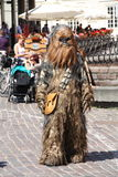 Chewbacca Royalty Free Stock Photo