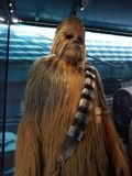 Chewbacca från Star Wars arkivfoton