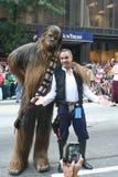 Chewbacca & Han Solo Stock Photo