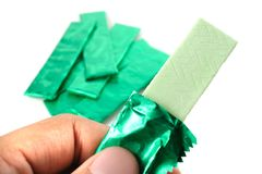 Chewing gum Stock Photos