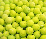 Chewing gum. Chewing gum in the form of a tennis ball in the shop stock photography