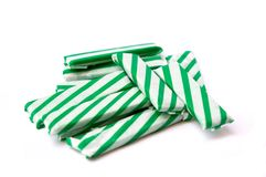 Free Chewing Gum Sticks Isolated Stock Photography - 10140682