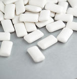 Chewing gums Stock Images