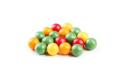 Chewing gums Stock Image