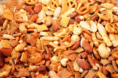 Chex Mix Royalty Free Stock Photo