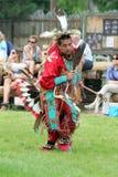 Cheyenne Frontier Days Powwow Royaltyfria Bilder