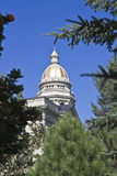 Cheyenne, Wyoming - State Capitol Royalty Free Stock Photography