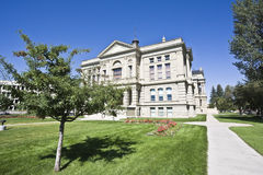Cheyenne, Wyoming - State Capitol Royalty Free Stock Photos