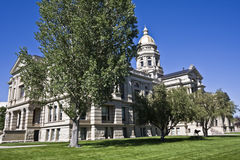 Cheyenne, Wyoming - State Capitol Stock Photo