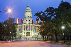 Free Cheyenne, Wyoming - State Capitol Building Royalty Free Stock Photos - 87599698