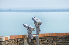 Chez le Balaton Photographie stock libre de droits