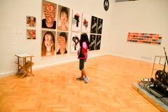 CHGO DSGN, a major exhibition of recent object and graphic design. CHICAGO, ILLINOIS/ USA - 14th TUESDAY OCTOBER 2014 : CHGO DSGN, a major exhibition of recent stock photo