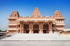 Chhatarpur tempel arkivbild