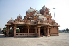 Chhatarpur Temple Royalty Free Stock Photo