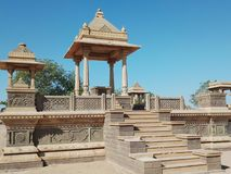 Chhatedi Ruins royalty free stock images