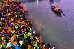 Chhatfestival stock fotografie