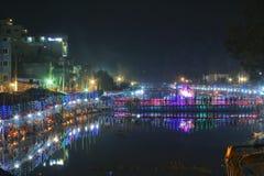 Chhath-puja stockbild