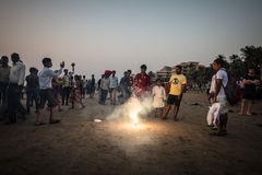 Chhath Puja Festival 2016 Royalty Free Stock Image