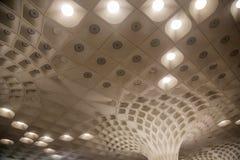 Chhatrapati Shivaji International Airport dans Mumbai, Inde Photo stock