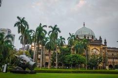 Chhatrapati Shivaji Maharaj Vastu Sangrahalaya, musée de prince de Galles, Mumbai, Inde photo libre de droits