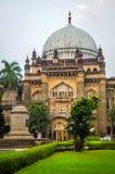 Chhatrapati Shivaji Maharaj Vastu Sangrahalaya, Prinz von Wales-Museum, Mumbai, Indien lizenzfreie stockfotos