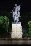 Chhatrapati Shivaji statue Royalty Free Stock Photography