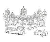 Chhatrapati Shivaji Stock Photos