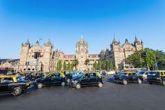 Chhatrapati Shivaji Terminus Stock Images