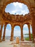 Chhatri van de Soda van Kirat Singh Stock Afbeelding