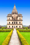 Chhatris Cenotaphs, Orchha Royalty Free Stock Photography