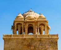 Royal cenotaphs, Bada Bagh, India Royalty Free Stock Image
