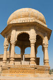 Royal cenotaphs with floral ornament, India Royalty Free Stock Image
