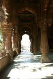 Chhattris van Indore Stock Foto