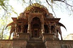 Chhattris van Indore Stock Afbeeldingen